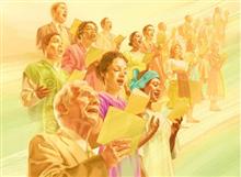 CHÚC TỤNG ĐỨC CHÚA TRỜI ĐỜI ĐỜI