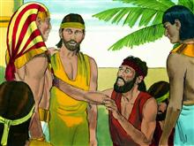 BÀI HỌC THA THỨ TỪ ÔNG GIÔ-SÉP